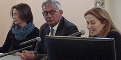 """""""Il Giornalismo nell'epoca dei social"""" Lectio Magistralis di Monica Maggioni"""