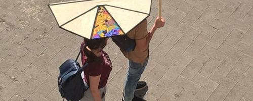 Gruppo 11 - titolo progetto: Ombrello aperto