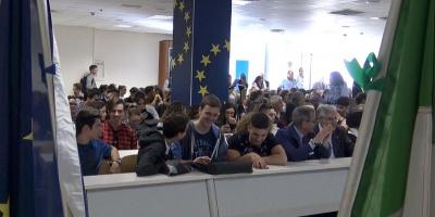 Anticorruzione, Raffaele Cantone incontra gli studenti dell'Università Vanvitelli