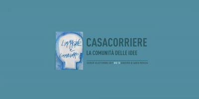 Torna CasaCorriere alla Vanvitelli, protagonista il cinema