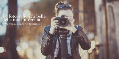Le fotografie più belle della tua Università, partecipa al concorso fotografico