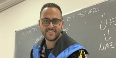 Laurea telematica alla Vanvitelli, il racconto di Giampaolo, dottore in Giurisprudenza appassionato di lirica