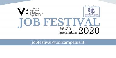 Partecipa al Job Festival, presentati alle aziende per il tuo futuro
