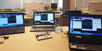 Esperimenti di fisica, alla Vanvitelli un sistema per gestirli a distanza