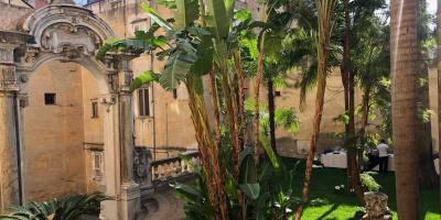 San Gaudioso, il complesso storico entra nei luoghi del cuore Fai. Un click per riportarlo al suo splendore