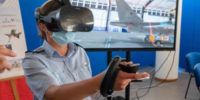 Formazione 4.0: la Realtà Virtuale per la manutenzione degli aeromobili