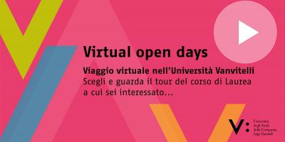 Orientamento online, scegli il Virtual Open Day del tuo corso di studio e scopri il tuo futuro