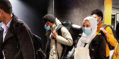 Arrivati in Italia i due studenti rifugiati. La Vanvitelli pronta ad accoglierli