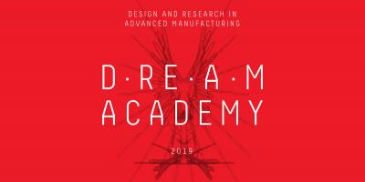 DREAM Academy - 10 Borse di Studio in Design Research e Advanced Manufacturing