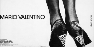 Mario Valentino, il libro di Ornella Cirillo tra arte moda e design